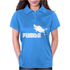 PUMBA funny Womens Polo