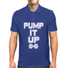 Pump It Up Mens Polo