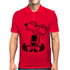 Pump Mouse Mens Polo