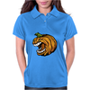 pumpkin Womens Polo