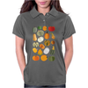 Pumpkins Womens Polo