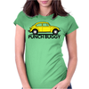 Punch Buggy Womens Fitted T-Shirt