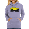 Punch Buggy Womens Hoodie