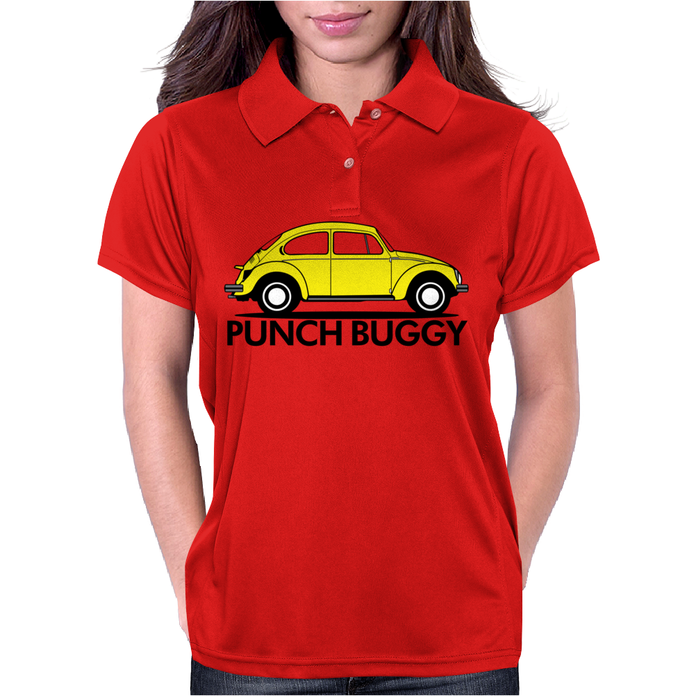 Punch Buggy Womens Polo