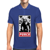 Punch - obey parody Mens Polo