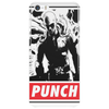 Punch - obey parody Phone Case