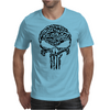 Punisher Arsenal Black Mens T-Shirt