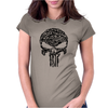 Punisher Arsenal Black Womens Fitted T-Shirt