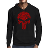 Punisher Arsenal Red Mens Hoodie