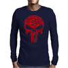 Punisher Arsenal Red Mens Long Sleeve T-Shirt