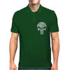 Punisher Arsenal White Mens Polo