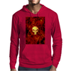 Punisher Flame Mens Hoodie