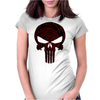 Punisher Womens Fitted T-Shirt