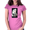 Punk Alice Womens Fitted T-Shirt