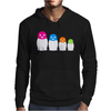 Punk Band Russian Nesting Doll Pussy Mens Hoodie