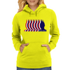 Punk Chick Womens Hoodie