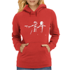 Punk Fiction Womens Hoodie