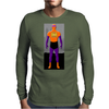 Purange Mens Long Sleeve T-Shirt