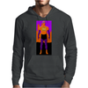 Purange the Superhero Mens Hoodie