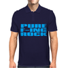 pure F--ing rock & roll Mens Polo