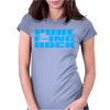 pure F--ing rock & roll Womens Fitted T-Shirt