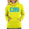 pure F--ing rock & roll Womens Hoodie