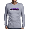 Purple Camaro Z 28 Muscle Car 1967-68-69 Mens Long Sleeve T-Shirt