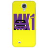 Purple Ford Escort MK1 Classic Car Phone Case