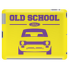 Purple Ford Escort Old School Classic Car Tablet