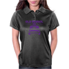 Purple Ford Escort Old School Classic Car Womens Polo
