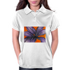 Purple Lily Womens Polo