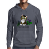 Purr-Fectly Adorable Kitten Mens Hoodie