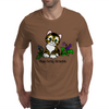 Purr-Fectly Adorable Kitten Mens T-Shirt