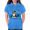 Purr-Fectly Adorable Kitten Womens Polo