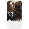 Putin And Bear Phone Case