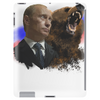 Putin And Bear Tablet