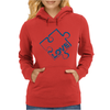 Puzzle Piece Womens Hoodie
