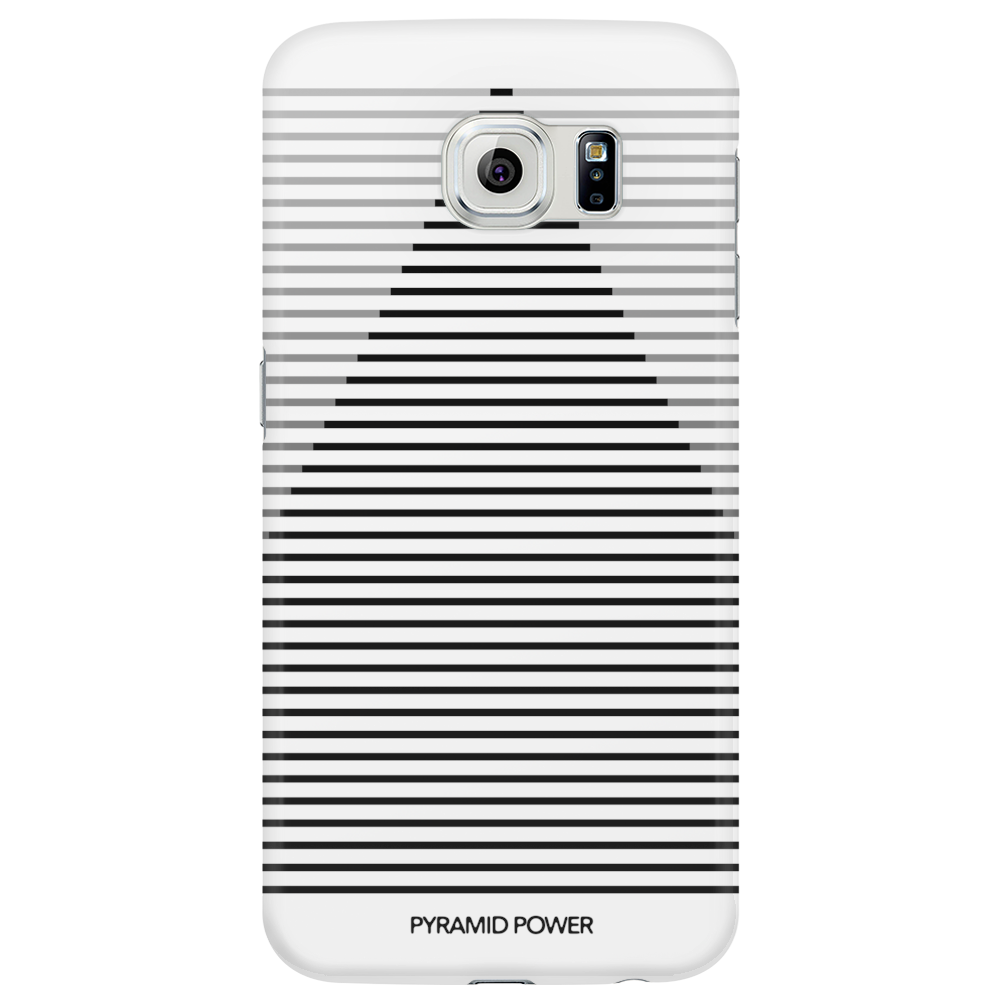 Pyramid power Phone Case