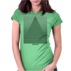 Pyramid power Womens Fitted T-Shirt