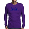 Quantum Beach - Waves not guaranteed but theoretically probable Mens Long Sleeve T-Shirt