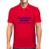 Quantum Beach - Waves not guaranteed but theoretically probable Mens Polo