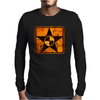 quarantine star Mens Long Sleeve T-Shirt