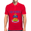 Quebec Coat Of Arms Canada Mens Polo