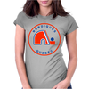 Quebec Nordiques Hockey Team Womens Fitted T-Shirt