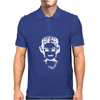 Queen Bee Elizabeth 3D Glasses Mens Polo