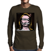 Queen Hillary Mens Long Sleeve T-Shirt