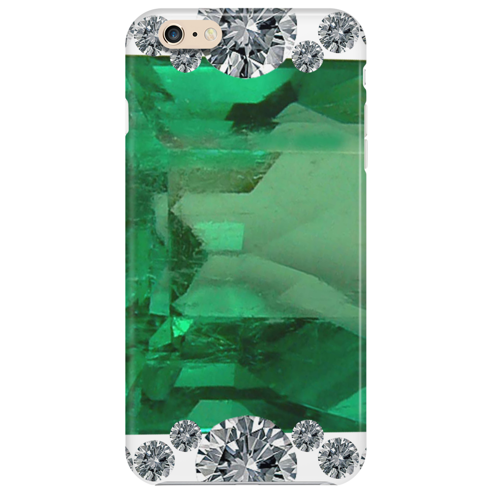 Queen Margherita Pin Phone Case