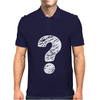 Question Mark Mens Polo