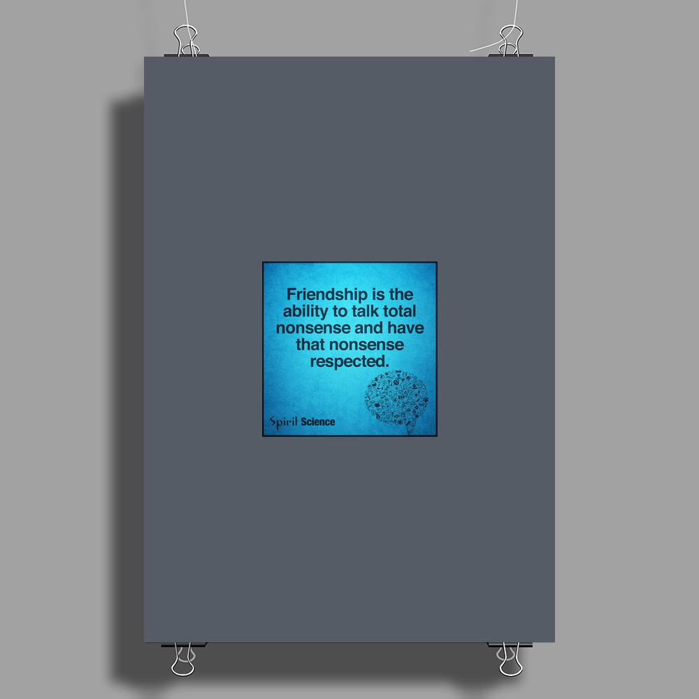 quotes tshirts, wall arts,posters,mobile cases,lapetop cases Poster Print (Portrait)