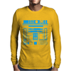 R2-D2 Droid Vintage Star Wars Mens Long Sleeve T-Shirt